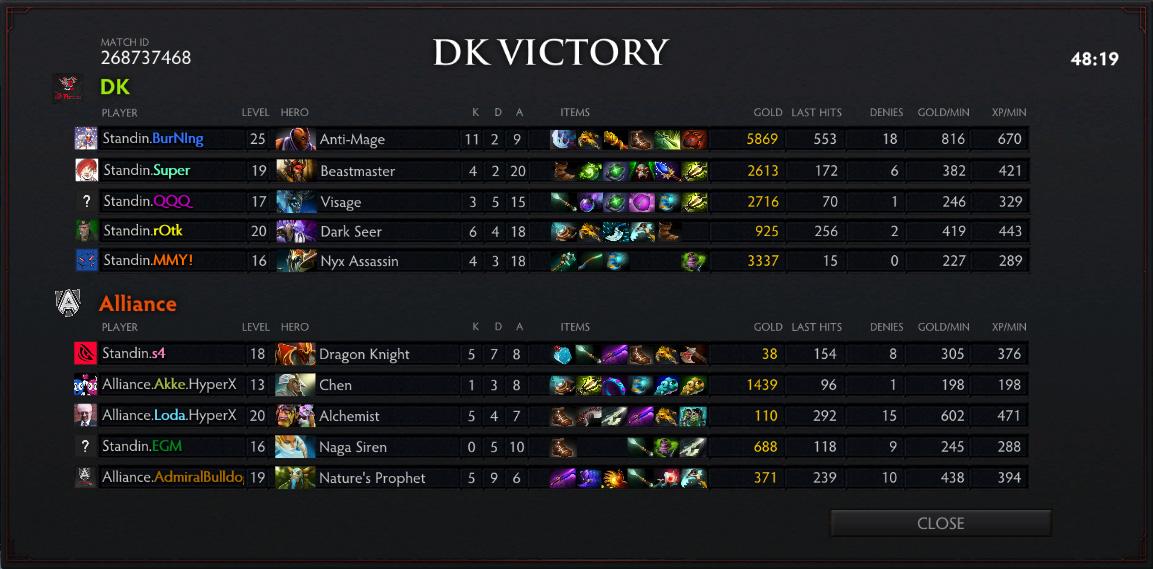 strategy over skill alliance ascendant