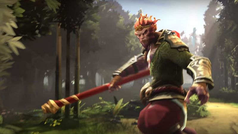 Patch 7 00 Talents Map Changes And Monkey King