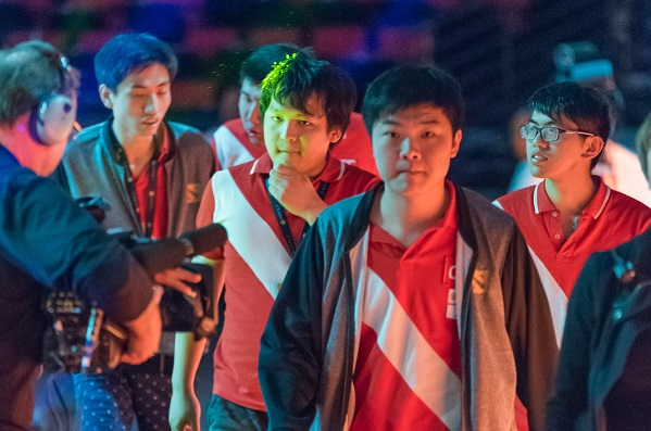 TI5 Main Event Day 5: Greatness Awaits
